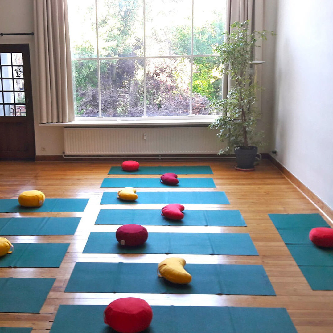 Salles des cours de Yoga Bruxelles